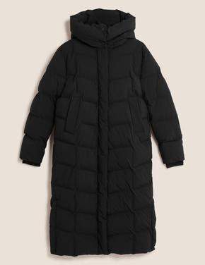 Kadın Siyah Thermowarmth™ Puffer Şişme Mont